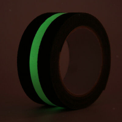 5m Black Noctilucent Anti-Slip Safety Tape for Stairs Home Indoor Outdoor