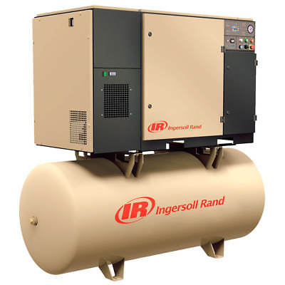 Ingersoll Rand UP6-7.5-125 460V 120-Gallon 3-Phase 125-Psi 7.5-Hp Air Compressor