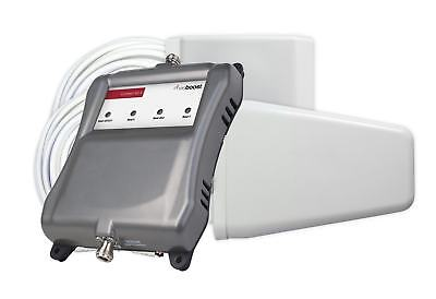 Wilson Weboost Connect 4G-X Home/Office Cellphone Signal Booster Kit - 471104