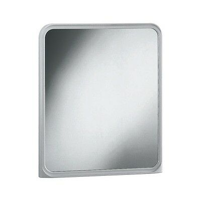 Mirror Rectangular Model Vela White