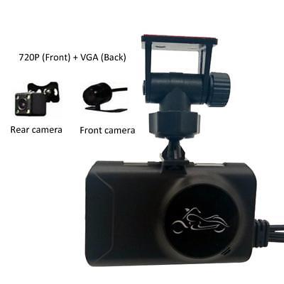 Motorcycle Recorder Vehicle Recorder Front Rear Dual Camera Hidden Recorder