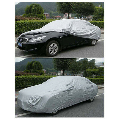Universal Car Cover UV Resistance Anti Scratch Dust Dirt Protection Hatchback XL