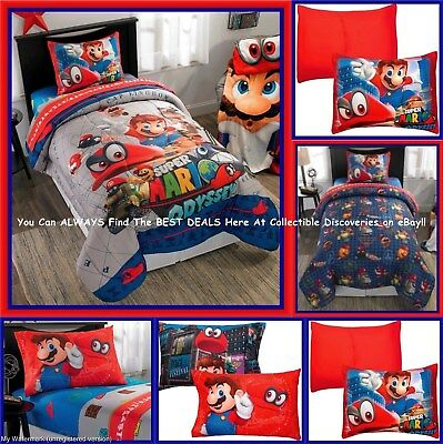Minecraft Full Size Bedding Bed In A Bag W Comforter