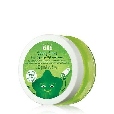 Brand New! Avon Kid's Soapy Slime Body Cleanser SHIPS FREE!!