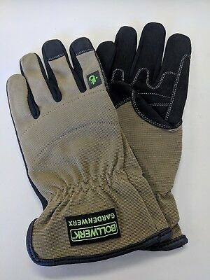 Chemical Proof Gauntlet Gloves Chemical Proof Size 9 Large 14A0405// Acid Proof