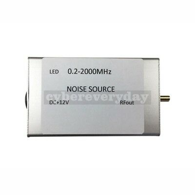 0.2-2000M Noise Signal Generator Noise Source Simple Spectrum Tracking
