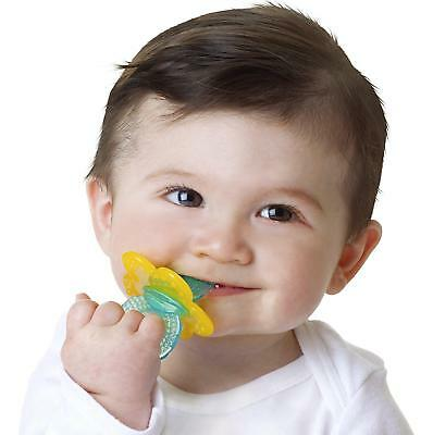 Nuby Soothing Teether Chewbies Teether - Single - Varying Colours and Design