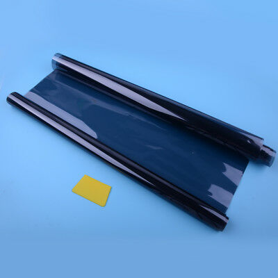 Black 35% VLT 6mx50cm Car Auto Home Window Glass Tint Film Roll Tinting Shade