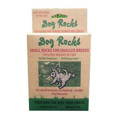 Dog Rocks Small breed 100g - Lawn Urine Burn Prevention Natural patch care