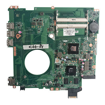 HP Pavilion 15-P Laptop Motherboard w// AMD A8-6410 2GHz CPU DAY22AMB6E0 8-4