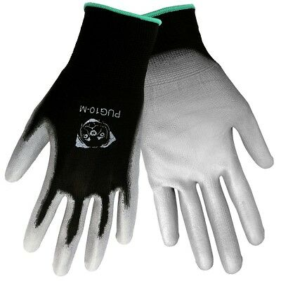 Global Glove General Purpose Polyurethane Coated Work Gloves, 12 Pair