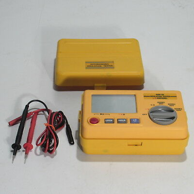 Amprobe Amb-5D Autoranging Insulation Tester With Leads