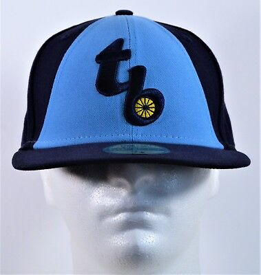 huge selection of c4d47 69cd6 New Era MLB Retro Home 59FIFTY Tampa Bay Rays TB Fitted Hat Cap 7 1