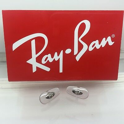 Rayban Authentic Sunglass Nose Pads for the RB 3576 New! Screw on style