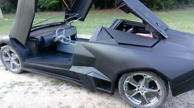 1980 Replica Kit Makes Lamborghini Reventon Roadster 9 500 00