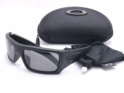 395a3cf076 OAKLEY OO9253-06 SI Det Cord Industrial - ANSI Z87.1 Stamped AUTHENTIC BLACK
