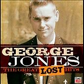 GEORGE JONES -- The Great Lost Hits (2-CD / Time-Life #33652) NEW
