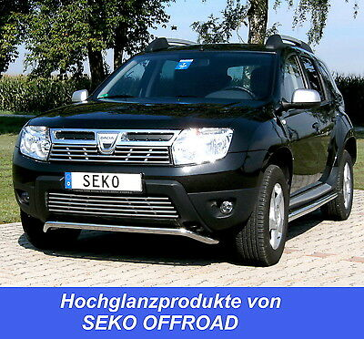 Frontbügel - Frontrohr Dacia Duster Art.Nr.790225