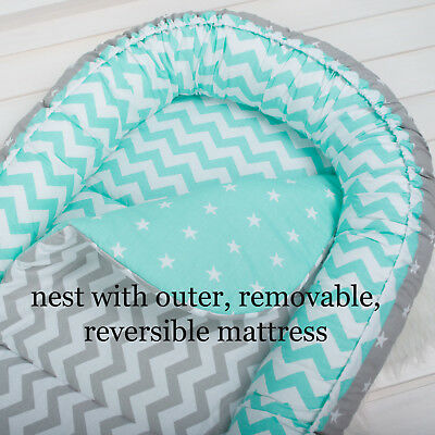Additional nest mattress liner protection padded blanket machine washable liner