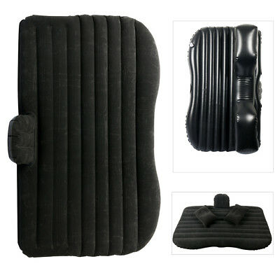 Inflatable Travel Holiday Camping Car Seat Sleep Rest Spare Mattress BL/SL