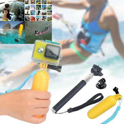 for Gopro Accessories Outdoors Motion Camera Floating Hand Grip Light Folding