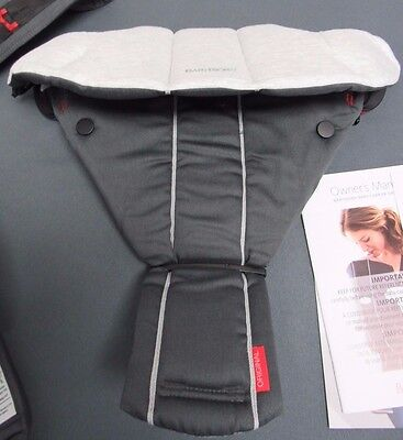 d241f2ac0da BABYBJORN BABY CARRIER Original - Dark Gray/Gray, Jersey Cotton Used ...
