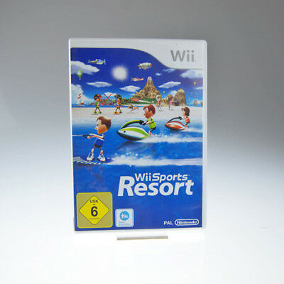 Nintendo Wii - Spiel | Wii Sports Resort | CD