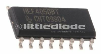 Philips 10x HEF40240BT Octal inverting buffers with 3-state outputs