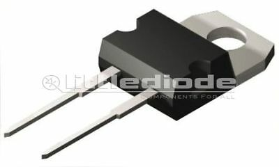 STMicroelectronics STPSC8065D SiC Schottky Diode 650V 8A 2-Pin TO-220AC