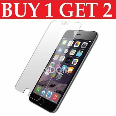 For iPhone 8-Genuine Tempered Glass Screen Protector - CRYSTAL CLEAR