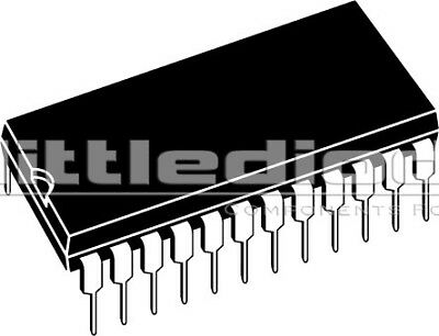 PDIP20 PARALLEL ACCESS 4X ADC0804LCN 1-CH 8-BIT SUCCESSIVE APPROXIMATION ADC