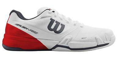 SCARPE TENNIS WILSON Rush Pro 2.5 Clay Court WRS324510 n. US