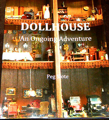 """DollHouse: An Ongoing Adventure"" Book - Signed by Author"