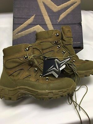 8a57b68166d NWT WELLCO M760 Hot Weather Military Mountain Combat Boots - SZ 6.5W