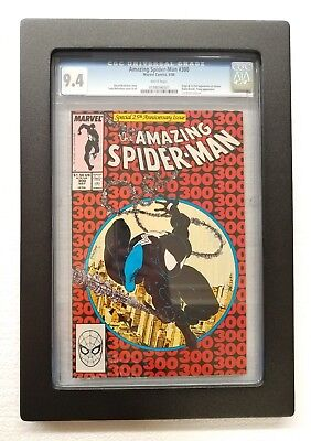Graded Comic Book POD -Frame your CGC and CBCS Slab in this Wall Hanging Display