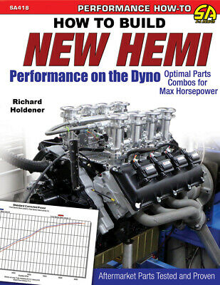 How Build Max Performance Hemi Engines 2003-2018 Chrysler Dodge Jeep
