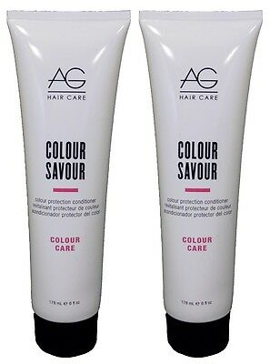 AG - Colour Savour Conditioner 6 oz (Pack of 2)