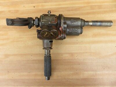 Vintage Early 1900's Antique Thor Pneumatic Operated Hand Drill No. 31 Steampunk