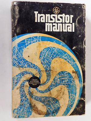 Vintage 1964 GE General Electric Transistor Manual