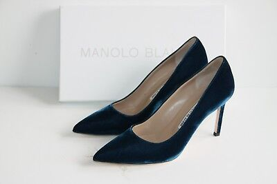 b34982b2f1c5 BRAND NEW MANOLO Blahnik Sedaraby Embellished D orsay Pumps Shoes ...