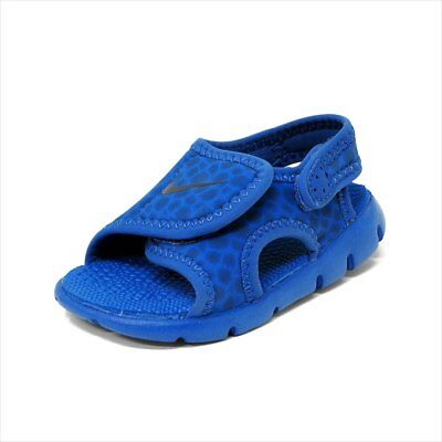 a3067f7cdf10 Nike Sunray Adjust 4 royal blue Toddlers Sz 6c-10c 386519 414 Free Shipping