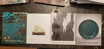 Roger Keverne Rare Chinese Ceramics 4 Book Collection