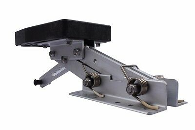 Aluminium Outboard Engines Motor Mounting Brackets Components Max Load 52kg