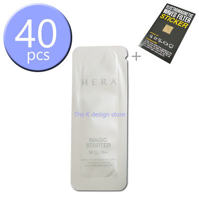 HERA Magic Starter No.1 Rose (SPF25 / PA++) 10ml (1ml x 10pcs) /20ml /30ml /40ml