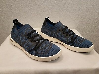 newest 06e37 c8298 New Adidas Terrex Cc Boat Parley Shoes (Cm7846) Men Size 11.5 Blueblack