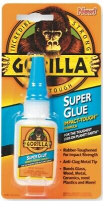 Gorilla Glue Super 15G Bottle,Size EA,Pack of 3, Gorilla Glue Super 15G Bottle,b
