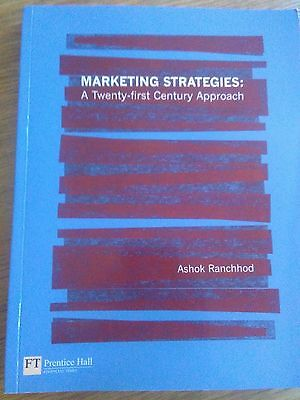 Marketing Text Book - Strategic Marketing Ashok Ranchhod
