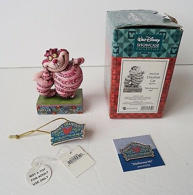 Disney Traditions - Cheshire Cat Personality Pose Jim Shore Figurine 4023528