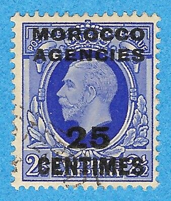 Morocco Agencies  429 Used  George V French Currency