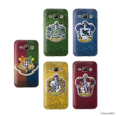 Harry Potter Maisons Coque for Samsung Galaxy J1 2015 Silicone Etui Case